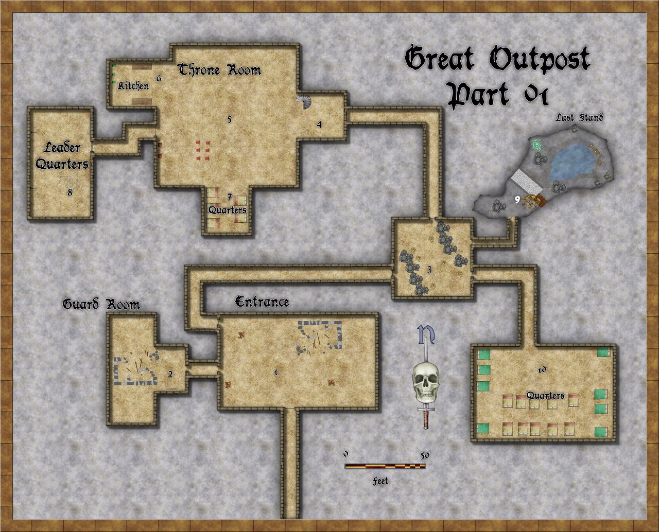 Nibirum Map: great outpost 1 by JimP