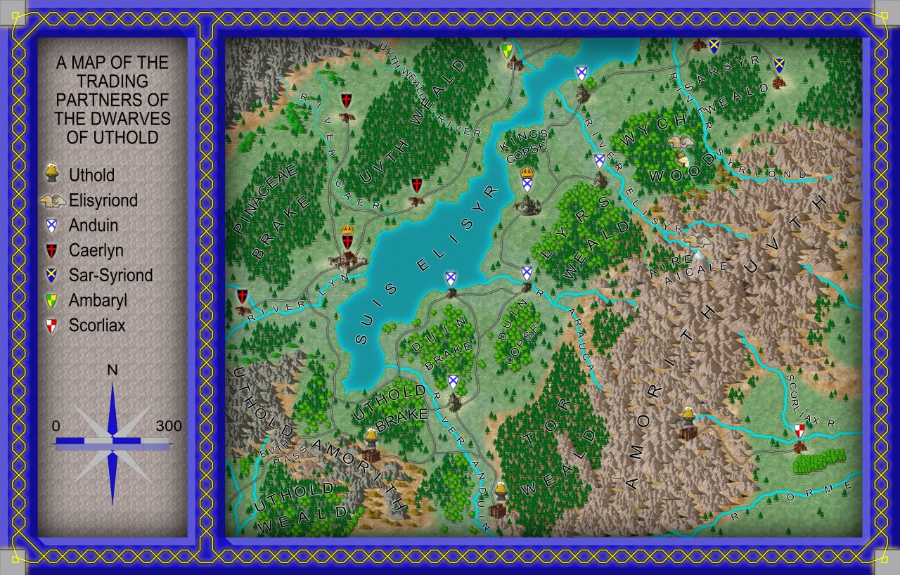 Nibirum Map: duin elisyr by Yort