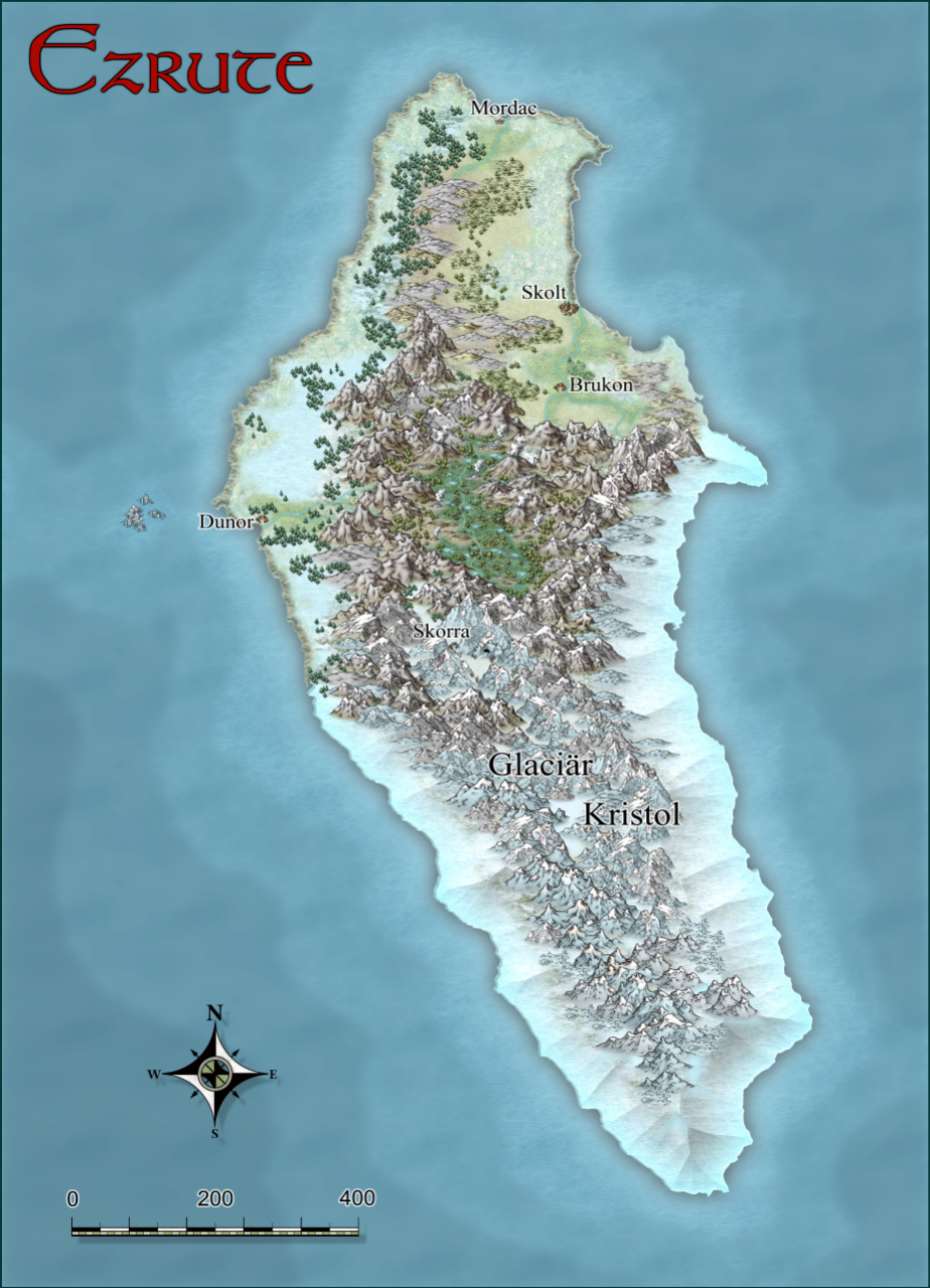 Nibirum Map: ezrute by Shessar