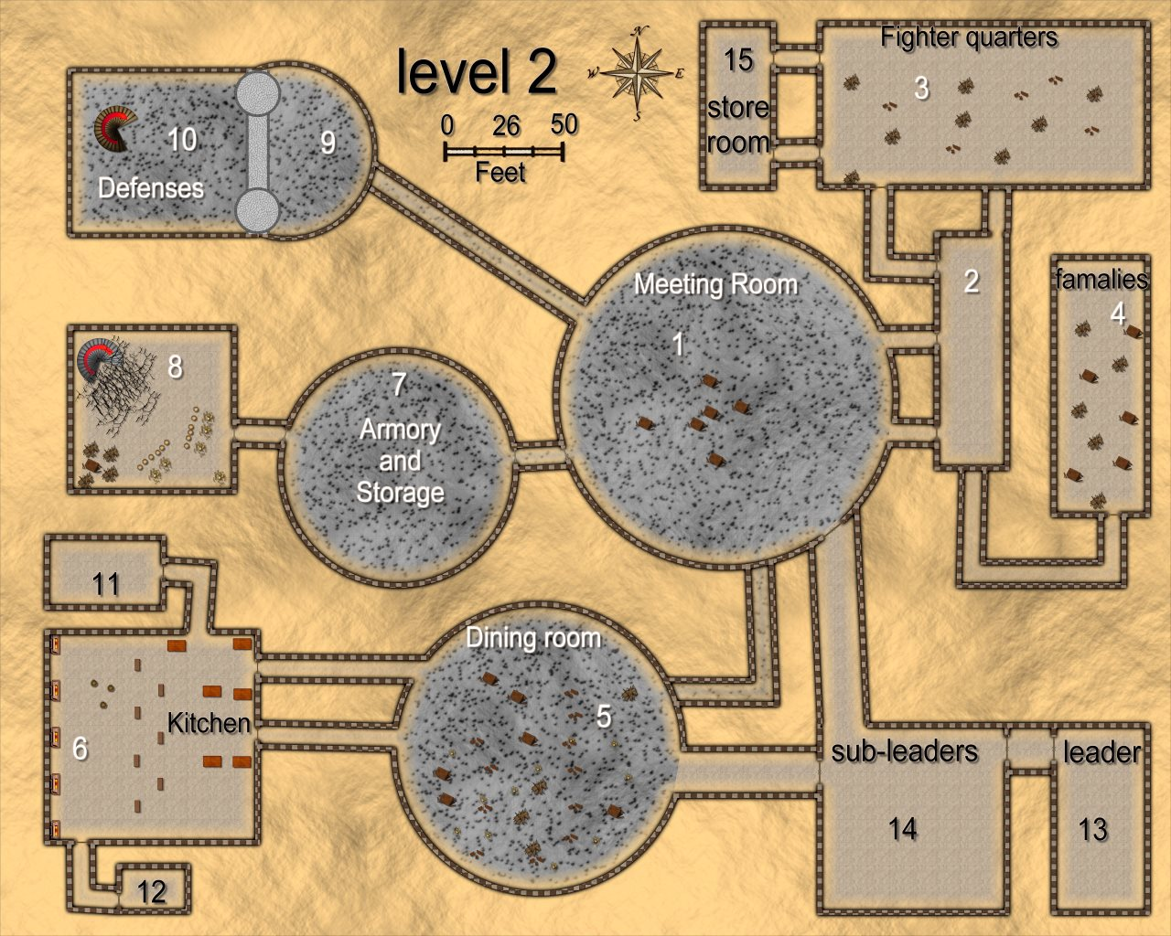 Nibirum Map: jimpa - level 2 by JimP