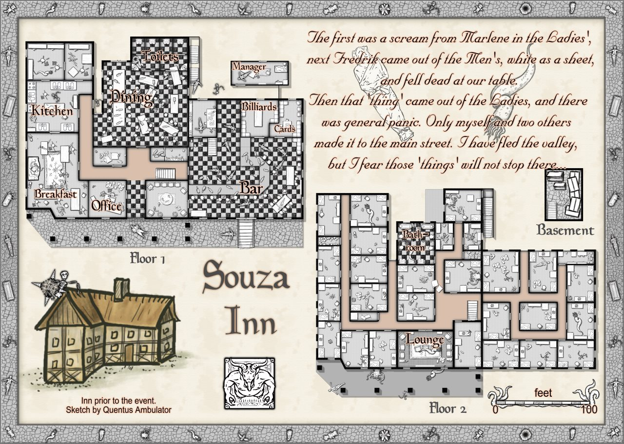 Nibirum Map: souza inn by Quenten Walker