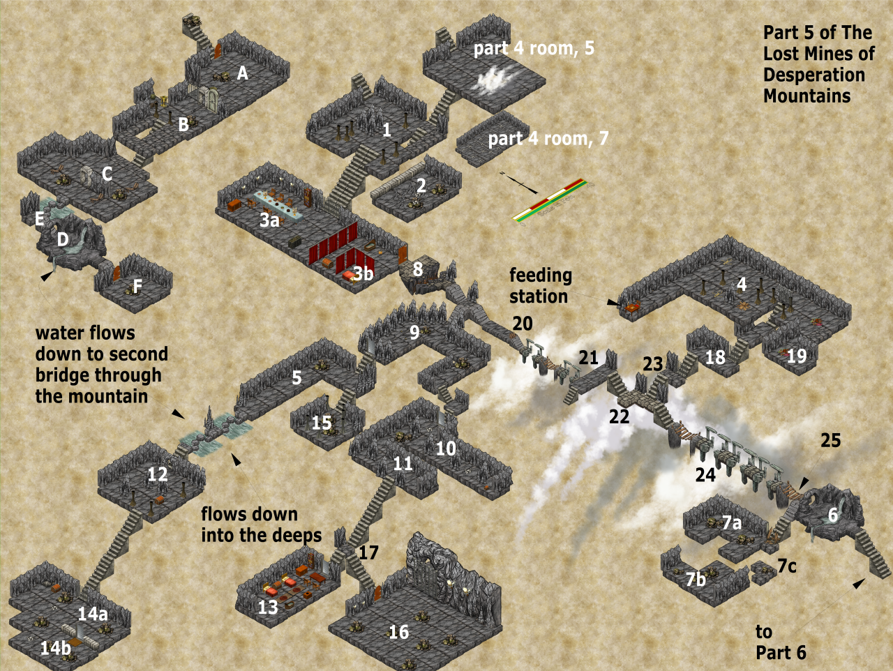 Nibirum Map: lost mines 05 by JimP