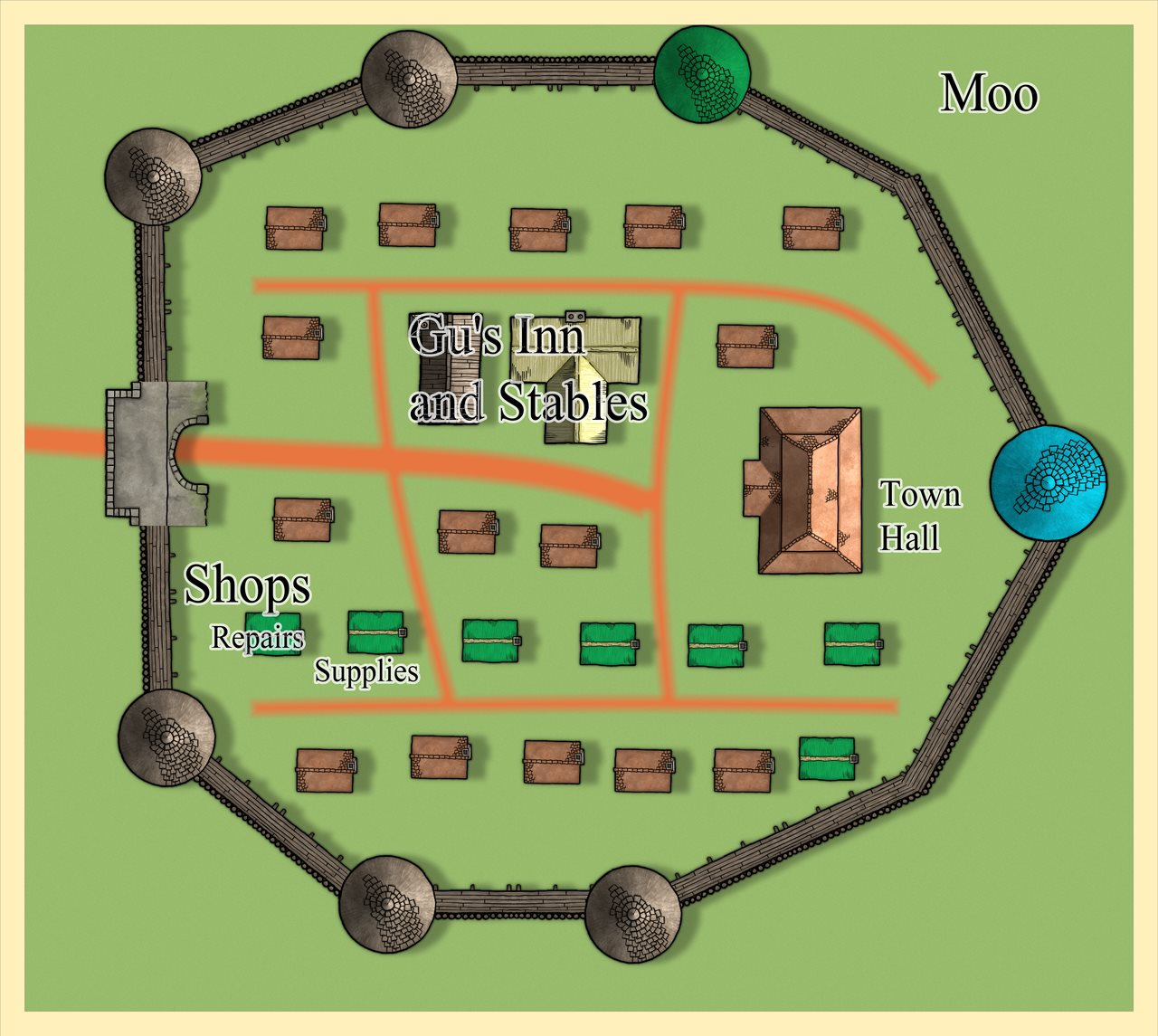Nibirum Map: moo village by JimP